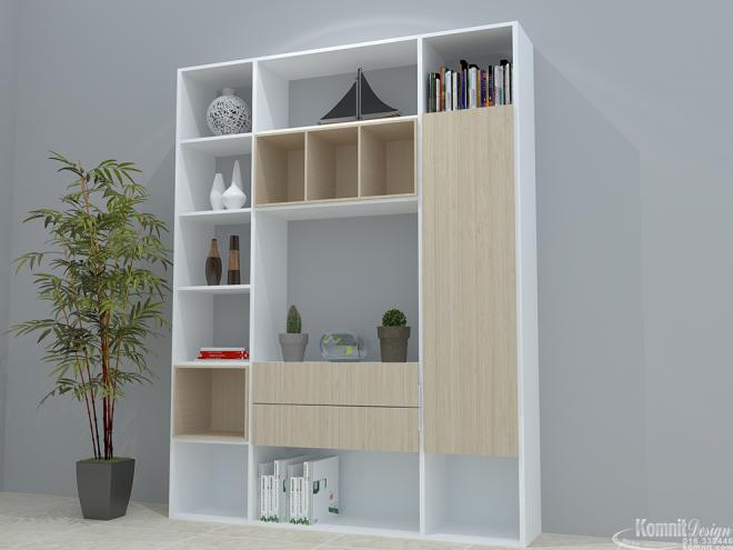 Khmer Furniture Bookcases Bookcases-FP12 in Cambodia