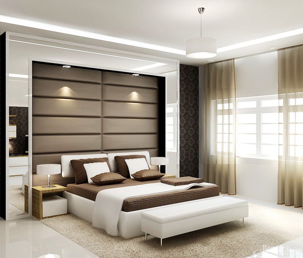 Zen Interior Design Bedroom Rainbow Bedroom Wallpaper Recessed Lighting Bedroom Placement Bedroom Colours With Oak Furniture: Bedroom-IP64 Interior Bedroom Projects
